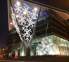 Propuesta para la Decoración Navideña de Bulevar Niza