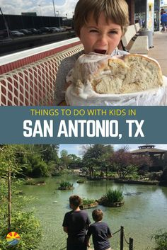 Things to do in San Antonio, Texas with kids: We only had a few days but we found some amazing things to do in San Antonio when we were there with our family.