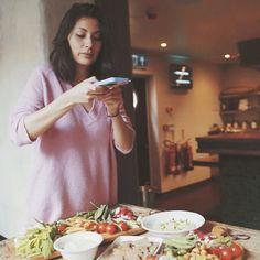 But first, a photo! Jasmine, Instagram Posts, Food, Eten, Meals, Diet