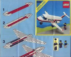 How to make a paper airplane step by step instructions Lego Instructions, Step By Step Instructions, Lego Aeroplane, Paper Airplane Steps, Vintage Lego, Legoland, Lego Creations, Amazing Spider, Tutorials