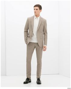 Zara business fassions style spring summer 2015