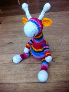 Beatrice's Christmas giraffe
