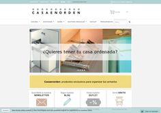 http://www.casaenorden.com via @url2pin #decoración #organización #orden #ideas #cocinas #vestidores