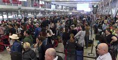Μειώθηκε το επίπεδο συναγερμού στα αεροδρόμια της Αυστραλίας