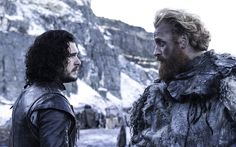jon snow and tormund giantsbane - Google Search