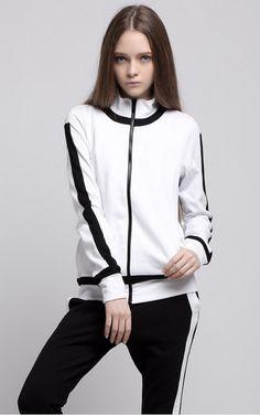 Minimalistic Line Jacket