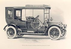 Brewster Demi-limousine on Delaunay Belleville 40 horse-power chassis.
