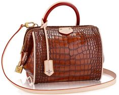 Six Exotic Leather Louis Vuitton Bags That Costs More Than A BMW