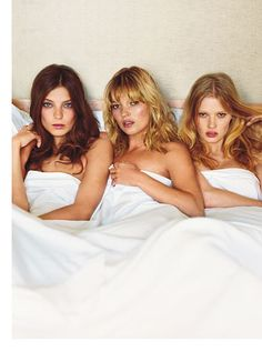 Photos: In bed with Kate Moss, Madonna, a nude Tom Ford and more from W's archives