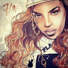 Beyoncé  7 / 11