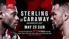 cool Combat Night Las Vegas: Sterling vs Caraway Preview