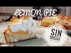 LEMON PIE | SIN Manteca | BAJAS CALORIAS (FÁCIL!!) - YouTube Lemon Pie Facil, French Toast, Diet, Breakfast, Healthy, Youtube, Food, Videos, Christmas Recipes