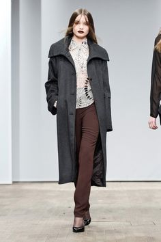 Diana Orving Fall 2013 Ready-to-Wear Collection - stockholm fashion week