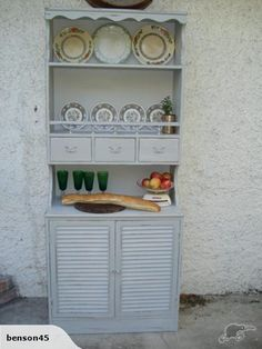 French Inspired Hutch Dresser New Zealand