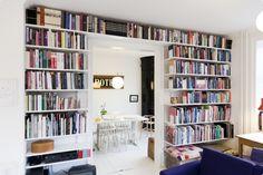 Für jedes Zimmer das passende Bücherregal. Unser Wandregal ist die optimale…