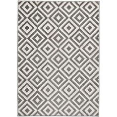 Sibley Grey/White Rug World Menagerie Rug Size: Rectangle 180 x Grey And White Rug, Black Rug, Verona, Synthetic Rugs, Victorian Terrace, Modern Victorian, Victorian Decor, Victorian House, Rug World