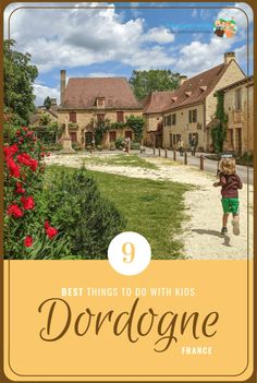 BEST things to do in the Dordogne with kids (FRANCE) | #familytravel #familyholiday #travelwithkids #France #Dordogne Camping With Kids, Travel With Kids, Family Travel, Girl Travel, Canoe And Kayak, Aquitaine, Corsica, Stuff To Do, Ile De France