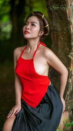 Sexy Asian Girls, Sexy Hot Girls, Vietnam Girl, Beautiful Asian Women, Ao Dai, Sensual, Swagg, Asian Woman, Asian Beauty