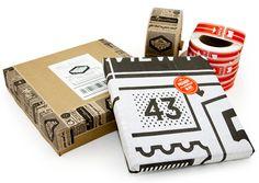 Branding & Packaging: QuarterlyCo.