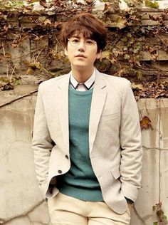 KyuHyun 규현 ギュ I want to marry him!!! <3