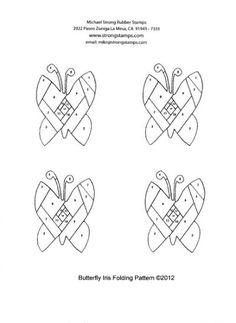 IRIS folding patterens - Bing