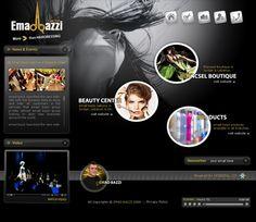 Oriental CIS ( Emad Bazzi Website Design )