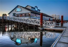 "Have a bowl of Clam Chowder on the Water at Mo's in Florence ... It's the ""go-to"" place on the Central Oregon Coast. I've been there several times and trust me..It's the best ever."