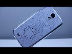 Galaxy S4 Cruzerlite Bugdroid Circuit Case Review