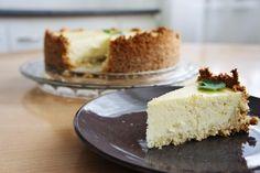 mypancakestory.: Kokosový cheesecake z ricotty bez sušenek