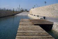 Parque de Cabecera. Eduardo de Miguel Arbonés, Arancha Muñoz Criado, Vicente Corell Farinós, Joaquín Monfort Salvador. Valência, Espanha. 2001 (projeto), 2002 (início das obras), 2004 (conclusão).