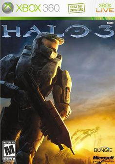 Xbox 360 - Halo 3 - By Microsoft
