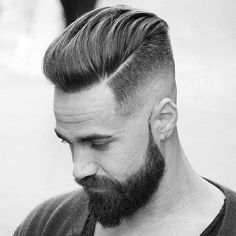 Nice beard style