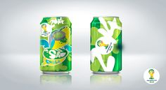 Brahma - World Cup 2014 by Leandro Vila, via Behance