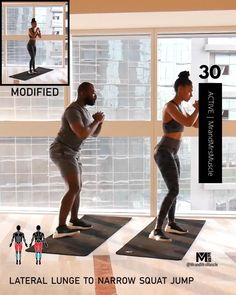 workout no equipment at home - workout no equipment . workout no equipment at home . workout no equipment men Full Body Workout No Equipment, Full Body Hiit Workout, Band Workout, Gym Workout Videos, Fitness Workout For Women, Fitness Workouts, Body Fitness, Ab Workouts, Fitness Routines