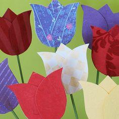 Die Blumen dazu zu bringen ihre Knospen im Frühling zu öffnen, fordert einer Gartenfee einiges an Flügelkraft ab. Dies ist ein schönes Projekt, um deinem jungen Gärtner das Arrangieren bunter Papiertulpen zu Ostern zu überlassen. Rosetta wird stolz sein.