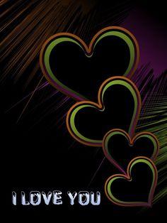Pin Free Colorful Smoking Heart Phone Wallpaper By Uzueta . Pretty Phone Wallpaper, Apple Wallpaper Iphone, Heart Wallpaper, Love Wallpaper, Galaxy Wallpaper, I Love You Pictures, Love You Gif, Love Images, Heart Art
