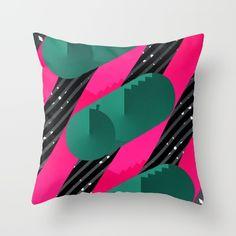 Sporadic Throw Pillow