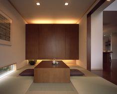 和室 間接照明 Japanese-style Washitsu indirect lighting