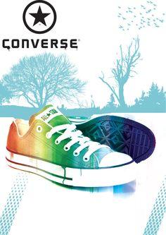Haha haleys type of All Stars Converse