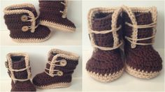 Months Baby Winter Boots FB