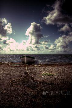 The Forgotten Boat by Jno-J.deviantart.com on @deviantART