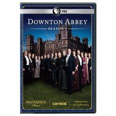 4df0ba67e91044 Masterpiece Classic  Downton Abbey Season 3 DVD (Original U.K. Unedited  Edition) DVD ~