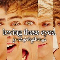 #justgirlythings / One Direction / Niall Horan / Liam Payne / Harry Styles / Louis Tomlinson / Zayn Malik