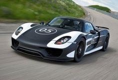 Porsche 918 Spyder - Porsche AG