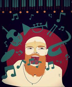 Jazz Inspiration Juin 2014  by Slf Illustrations