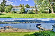 Comfortable luxury. Okanagan lakeshore lifestyle that's hard to beat!