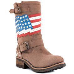 ZiGi GirlCristabel - Brown Leather $254.99