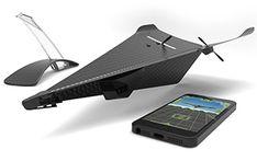【世界のドローン11】超軽量で耐久性の高いカーボン製紙飛行機型ドローン「Carbon Flyer」 | TS World部 | デジカルCOLUMN…