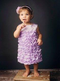 Cute flower girls dresses