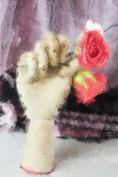 Rose Wall, Canvas Prints, Framed Prints, Red Art, Wood Print, Hand Towels, Red Roses, Stationery, Tapestry